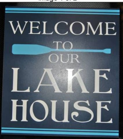 Short stays in a lake house.