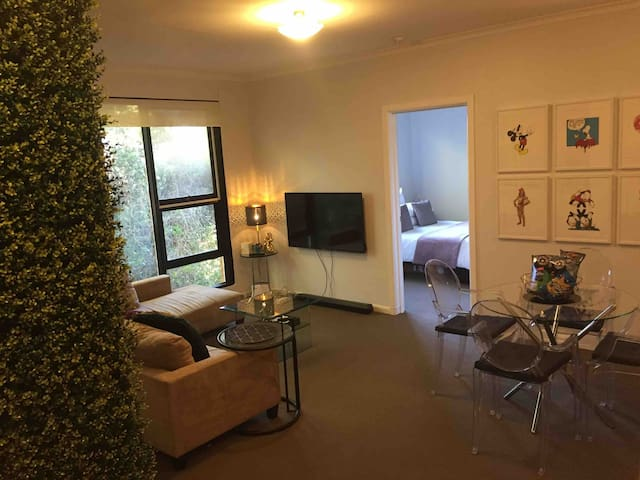 Large 1 Bedroom Apartment + flexible checkin/out