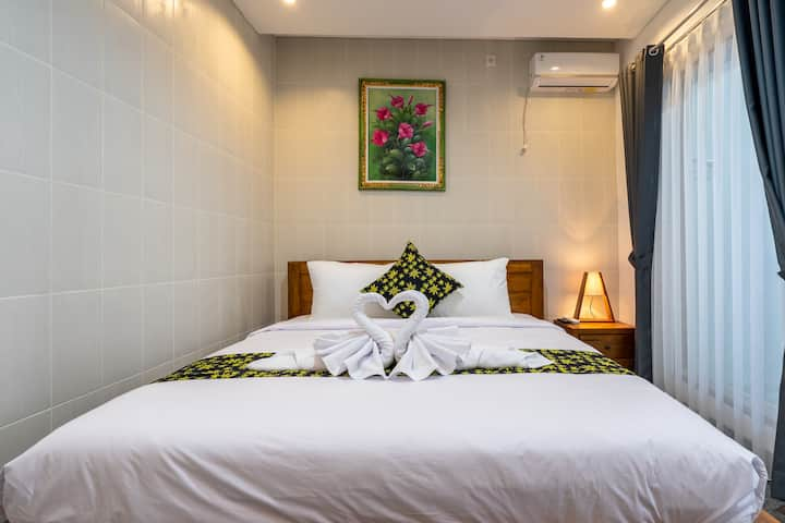 #2 Compact 1BD private in the heart of Canggu