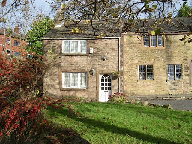 Hathershaw Hall Cottage - Oldham - Huis