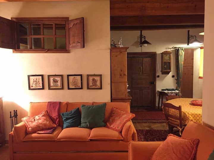 Appartamento nuovo finemente arredato, 4-6 p.