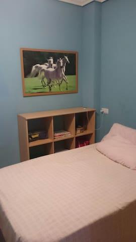 Habitación privada con cama de 1.05 - Torre-Pacheco - Apartmen