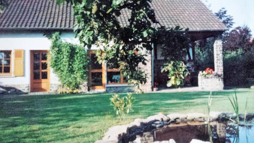 Ferienhaus Wepler in Mücke/Vogelsberg