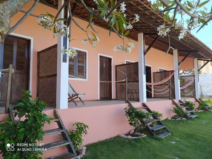 Casa vista mar em Canoa Quebrada