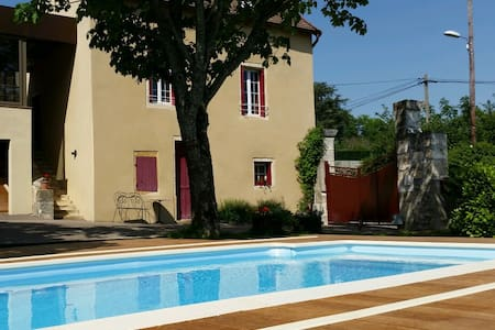 Bed and Breakfast en Bourgogne Sud - Chenôves - Bed & Breakfast