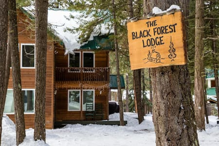 Black Forest Lodge -Enjoy a Private Hot Tub! WiFi - Leavenworth - House