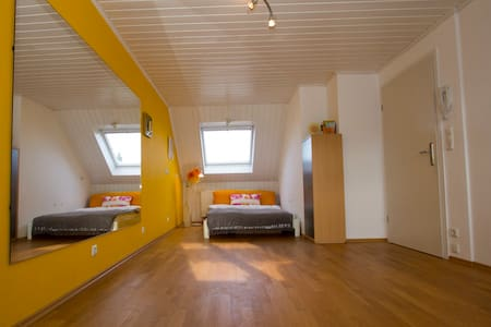 Room with private bathroom - Karlsfeld