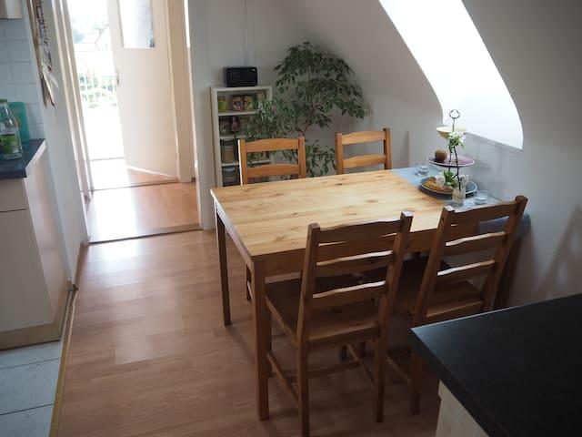 Sonnige Wohnung in Freiburg Mooswald