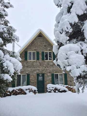 Best cottage at mont Sainte-Anne - Saint-Ferréol-les-Neiges - Huis