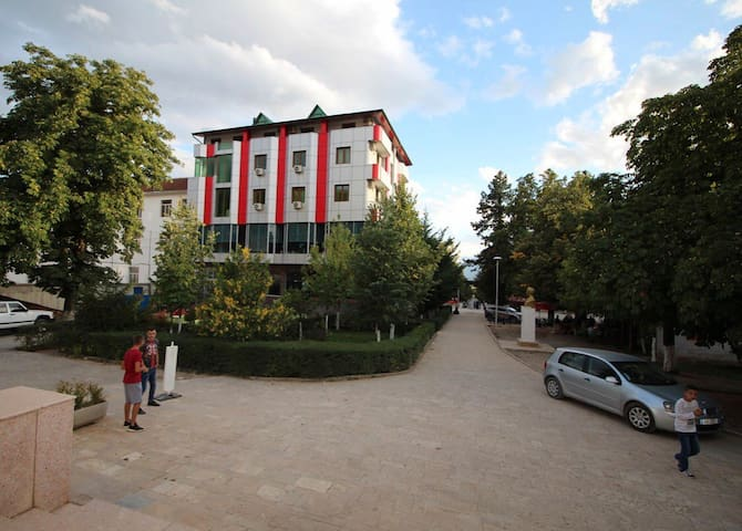 bulevard house