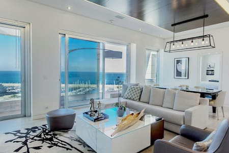 Luxury 2BD flat, perfect views - Wohnung
