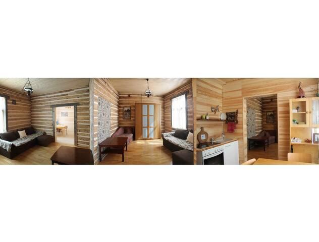 Квартира для семейного отдыха