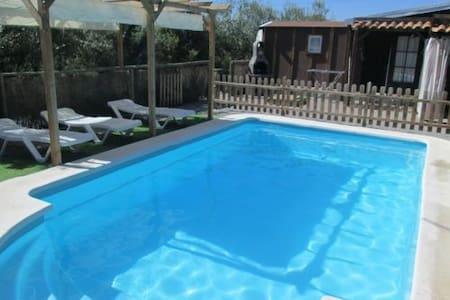 vakantie chalet RITA, andalusie - Alcalá la Real