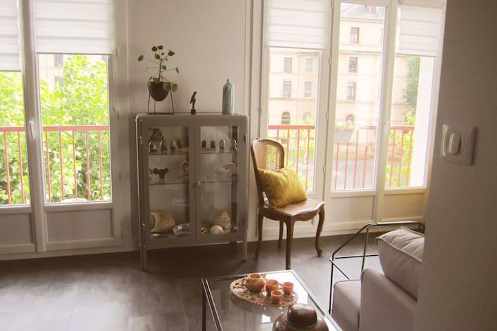 Appartement très lumineux