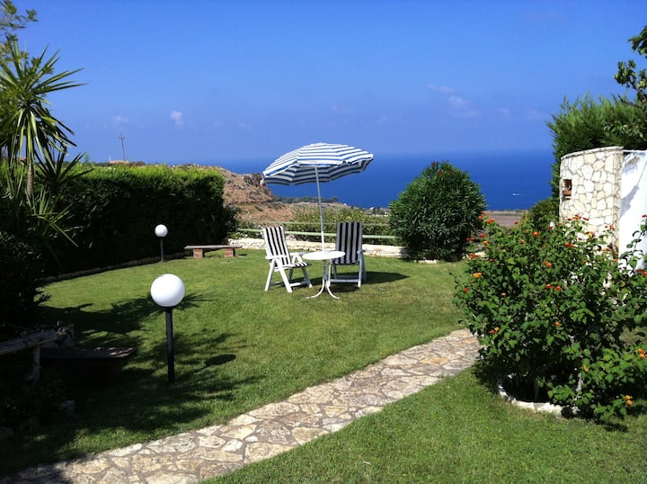 Scopello Savi-house Sea view