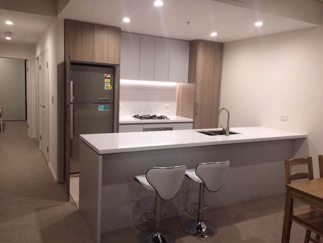 Fully furnished master room with bathroom $350/w