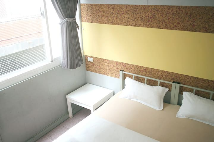 Zhongshan Double Room - Zhongshan District - Ortak mülk