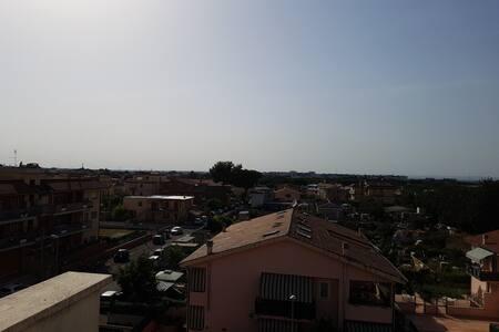 Superattico anagnina tuscolana - Roma