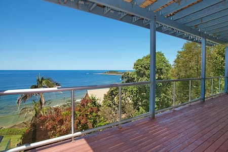 Two Bedroom Beachfront Apartment - Yamba