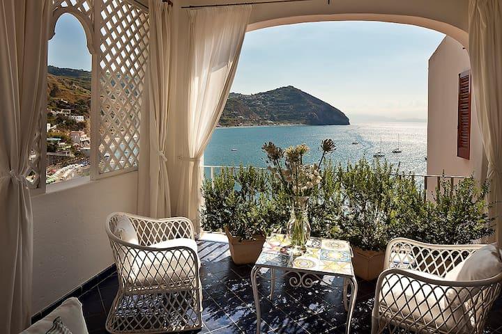 La nostra incantevole Villa Margherita a S'Angelo - Sant'Angelo