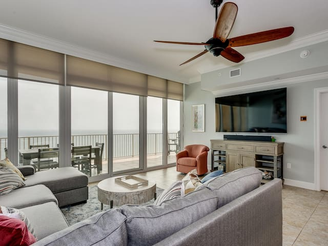 New Beachfront Condo in Orange Beach!
