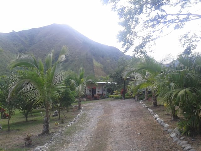 Paradise in La Plata Huila