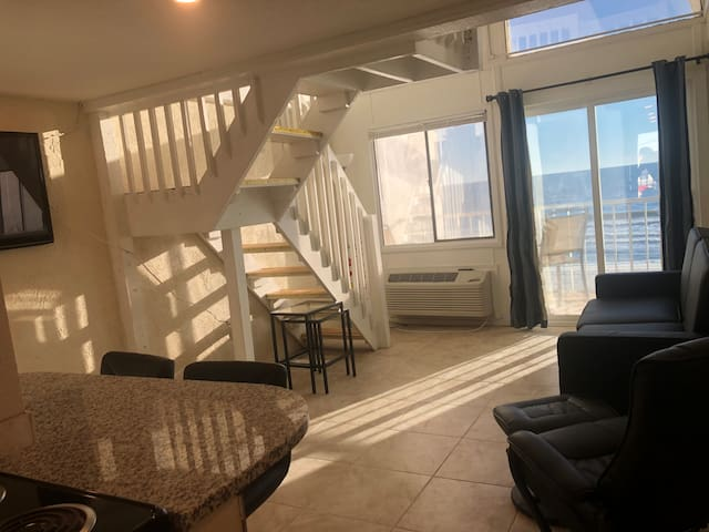 🐶🦑329 Dome! Pet friendly WALK 2 PIER PARK beachfro