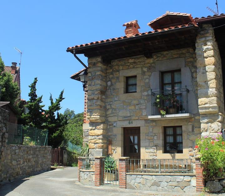 Casa rural en Pechón
