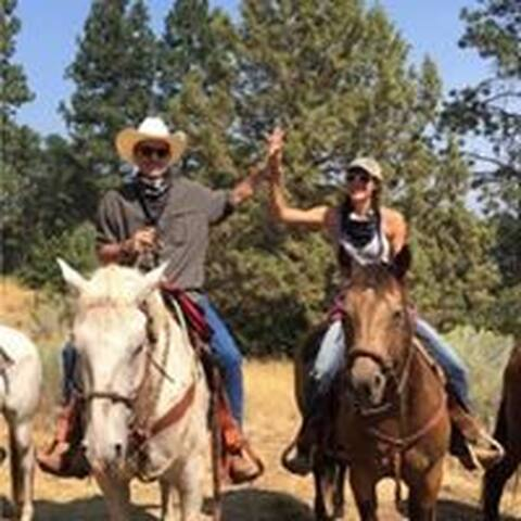 Activities in the area: Running-Y Horseback riding begins May 24th and ends September 30th. Wednesday thru Sunday (weather permitting.)  There are several other options for equestrian lovers in Klamath Falls as well.