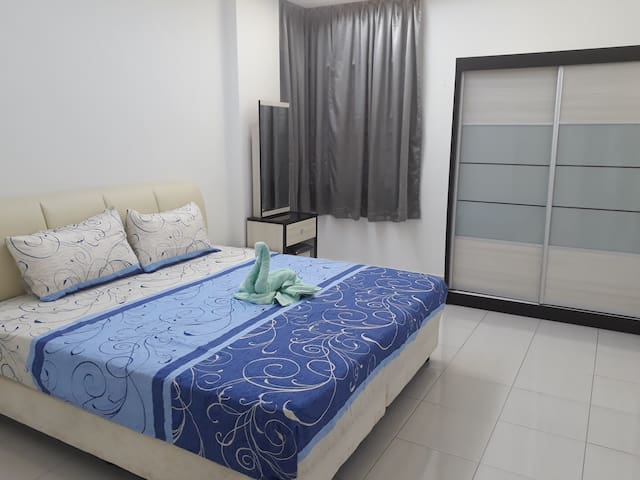 3 Rooms ~ Simple & Cosy Homestay @ Malacca Town