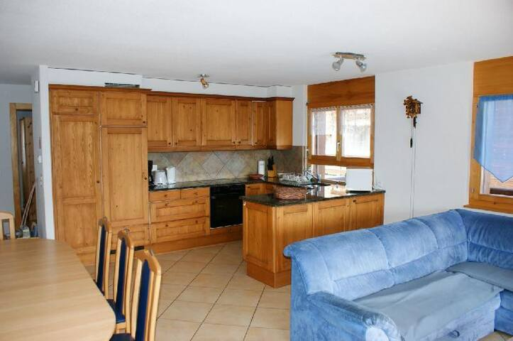 Appartement de vacances à Ovronnaz - La Roussane - Leytron - Leilighet