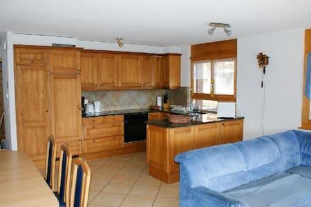 Appartement de vacances à Ovronnaz - La Roussane - Leytron - Wohnung