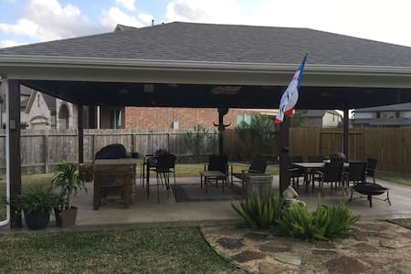 Superbowl Retreat - Kingwood - close to Super Bowl - Montgomery County