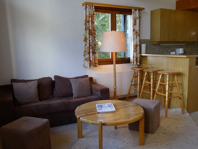 Apartment Les Arsets for 5 persons