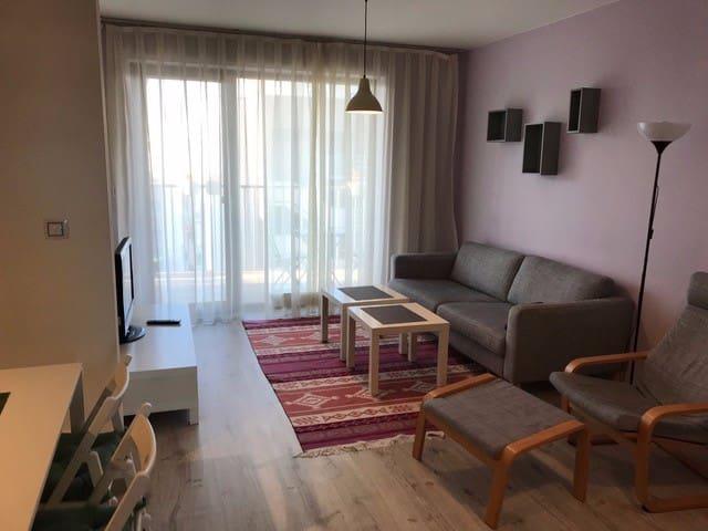 Cosy sunny flat in Brno Slatina