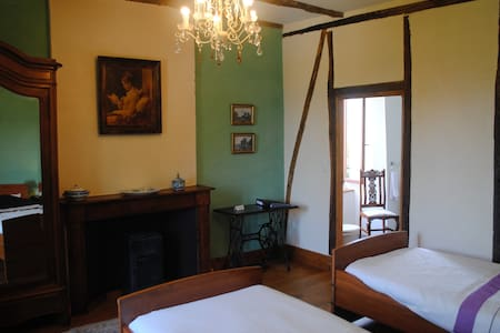 An enchanting house of character. - Aubin - Bed & Breakfast