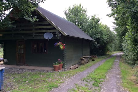 The Cabin at Whits End Farm