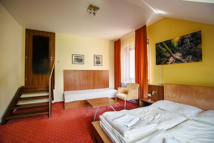 Accommodation FOR 3 persons 104