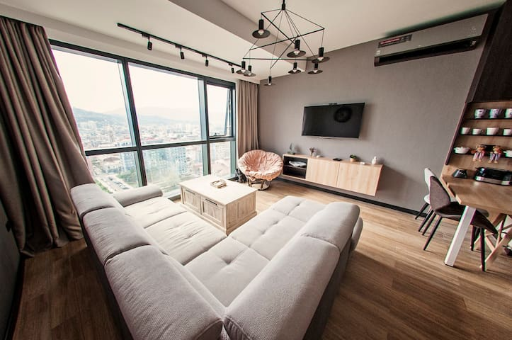 Old Batumi City Centre Apartment