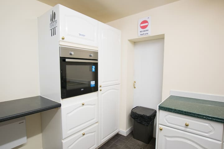 Single room in The Abercorn