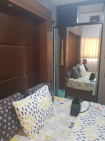 Sentra Timur Residence. Visit Our Best Room Now On