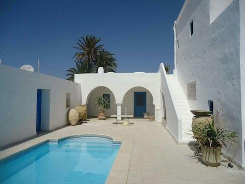Djerba style property close to the beach ⛱