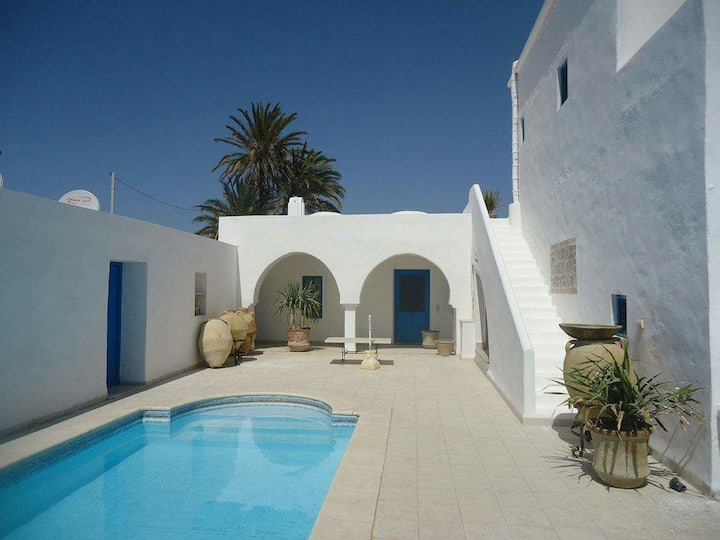 Djerba style property close to the beach ⛱