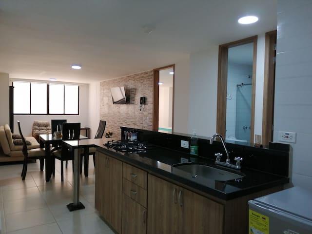 Apartamento Loft Centro 202