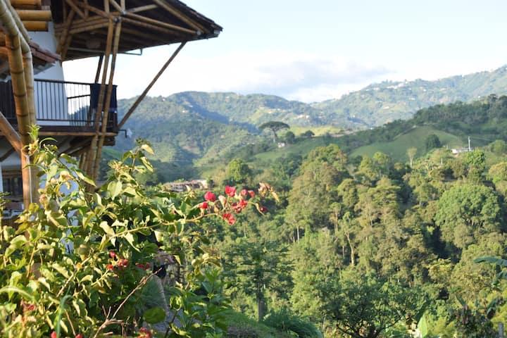 Coffee Region Sustainable Farm House