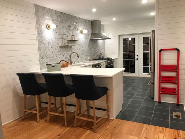 Spacious & Stunning Home Blocks from Frankford