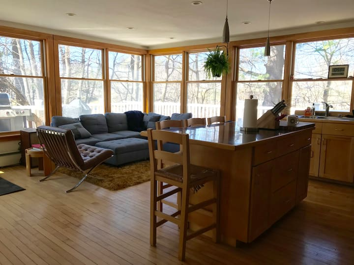 Spacious Home w/ Full Amenities for Colby Events