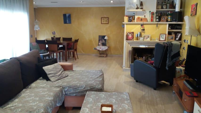 Habitación doble, a diez minutos del centro - Palma - Appartement en résidence