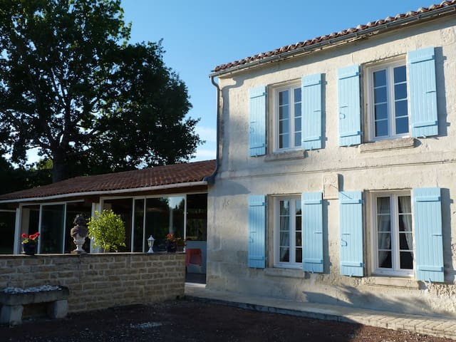 Le Charenton - Fontcouverte - Penzion (B&B)