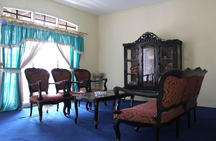 Ardi's place - Secang - Dům